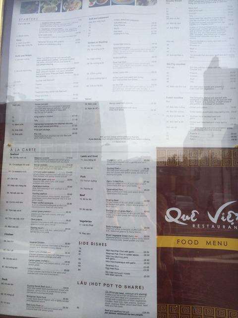 que-viet_menu