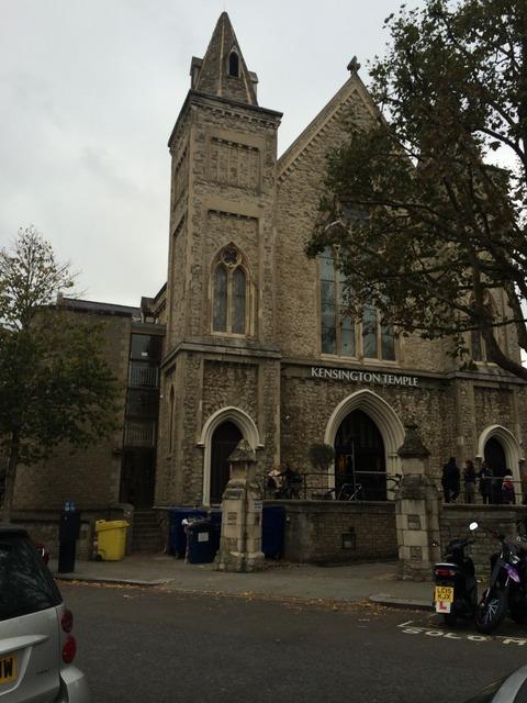 Nottinghill Church