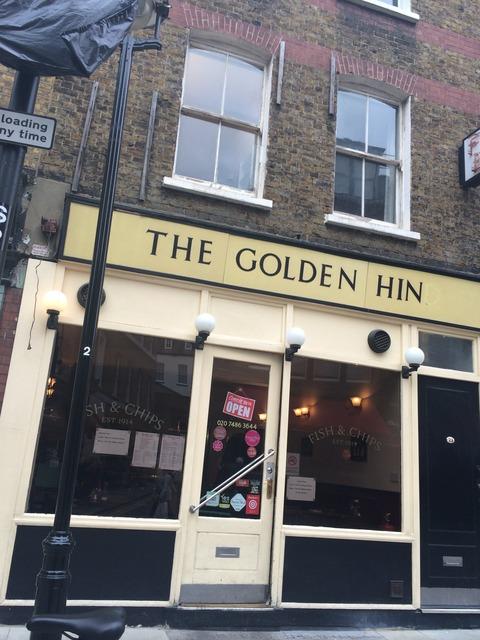GoldenHind