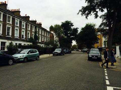 Nottinghill road
