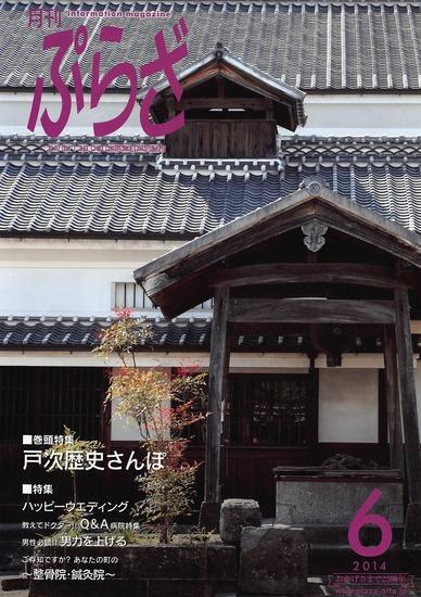 月刊ぷらざ2014年6月号