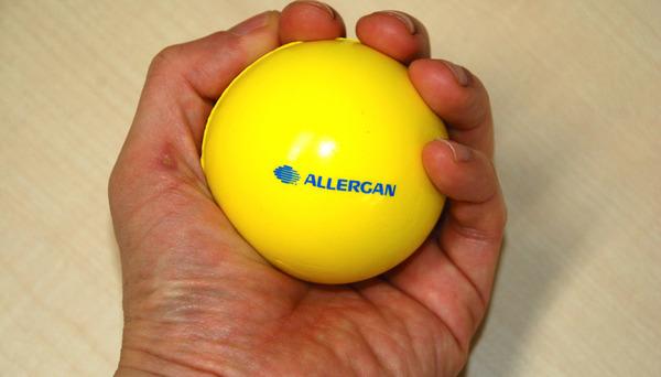 アラガン社ストレスボール 痛み抑制 ペイン 美容器具 002