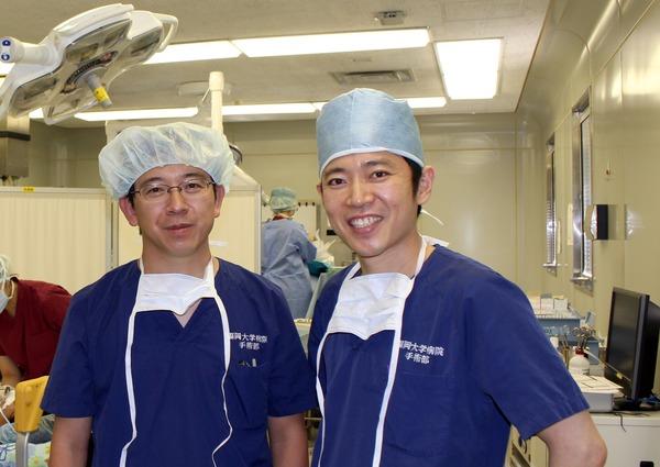 福岡大学病院で手術
