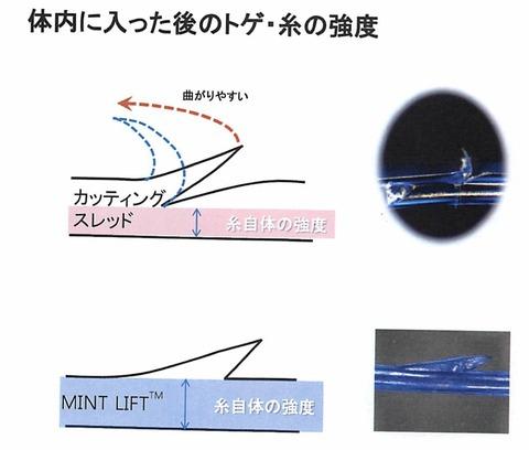 MINT LIFT004