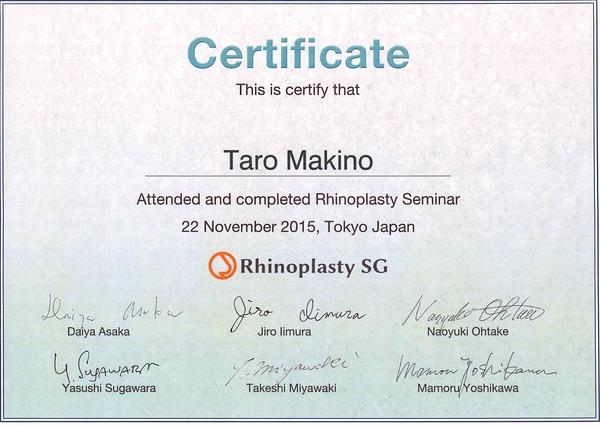 rhinoplasty 研究会