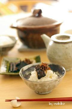 20111224贅沢茶漬け