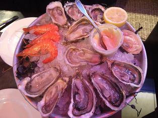 生牡蠣 牡蠣 リヨン 市場 フランス