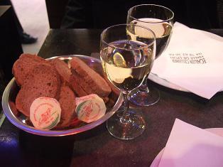 白ワイン 牡蠣 リヨン georges フランス