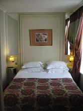 1 Premier Au Manoir  ベッド