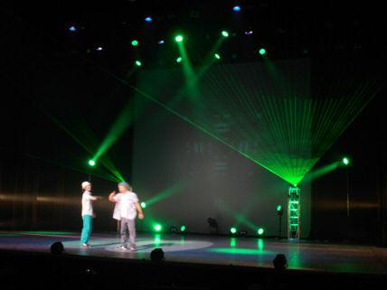green laser 6