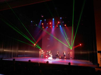 green laser 1