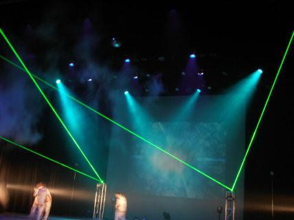 green laser 9
