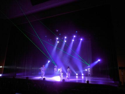 green laser 8