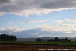 2010年8月13日(金)芽室の風景