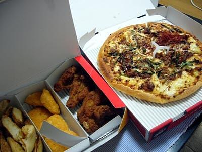 ピザハット半額デー