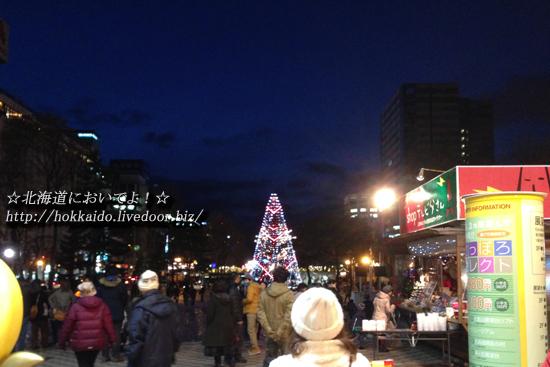 札幌イルミネーション 2013