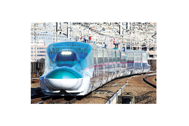 北海道新幹線の列車名は「はやぶさ」、「はやて」に決定
