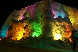 2010千歳・支笏湖氷濤(ひょうとう)まつり