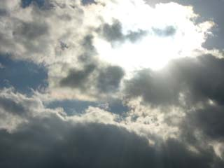 天使の梯子 2006/10/21