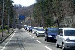 2009/4/29 円山周辺