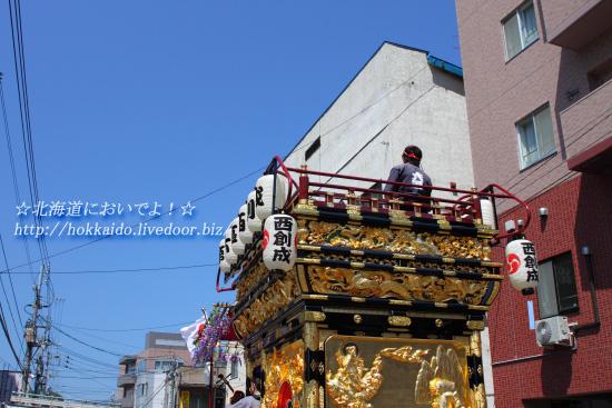 北海道神宮例大祭 2011年6月14日(火)〜16日(木)