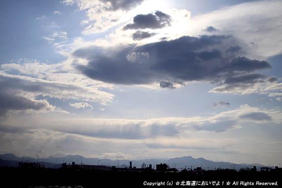 2010年5月1日(土) 札幌の空