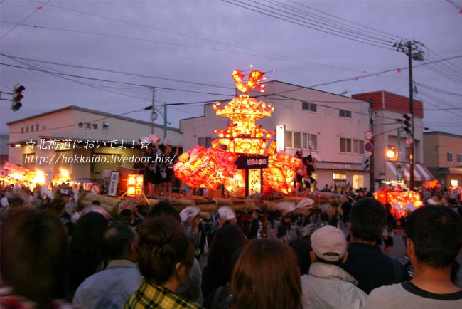 第39回沼田町夜高あんどん祭り