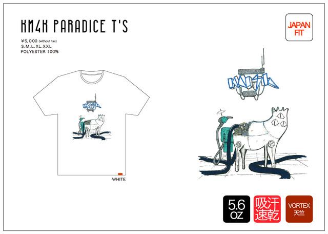 21SS PARADICE Ts