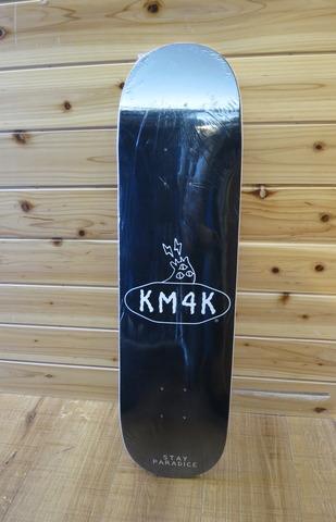 km4k skate deck