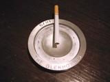 アルミの台座-タバコ