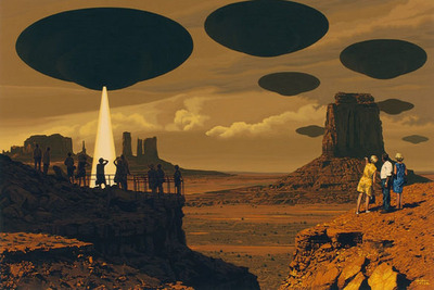 地球とか人類の謎を異星人から教わった話