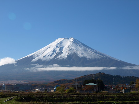 自宅のある横浜から富士山頂までの約150kmを歩いた話