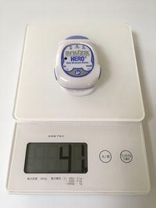 センサー 重量