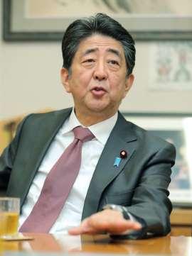 安倍元首相