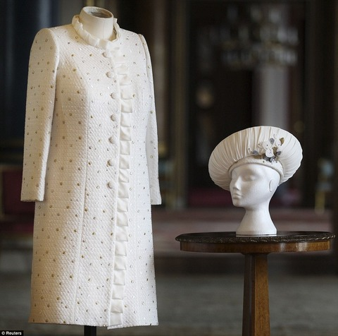 Angela Kelly robe
