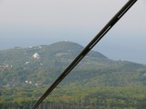 s-リフトから小室山を望む