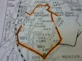 s-コースの地図