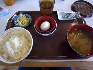 豚汁定食@すき家