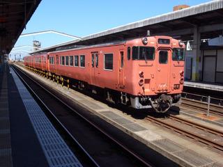山陰本線キハ40