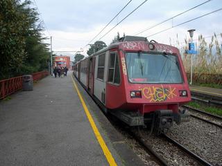 チルクムヴェスヴィアーナ鉄道
