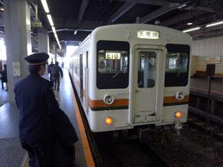 飯田線乗車