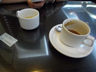 ベトナムコーヒーとお茶