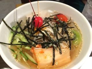 冷麺(ハーフ)