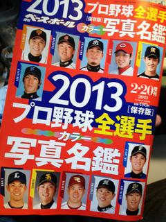 2013名鑑