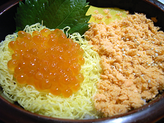 鮭親子丼@寿司処しゅん