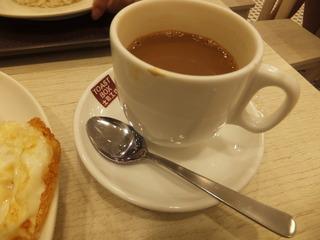甘いコーヒー