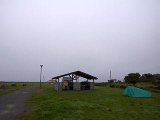 サロマ湖キムアネップ岬キャンプ場