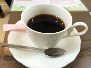 ホットコーヒーです