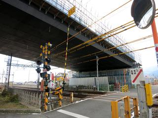 酒匂川2号橋小田急側20121209