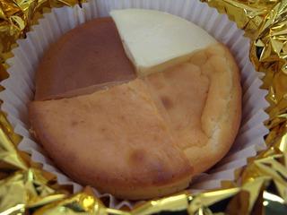 チーズケーキ4種